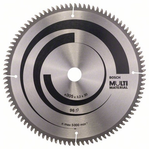 <div>DISCO CIRCULAR 305X30-96D 2608640453 MULTI BASIC</div>