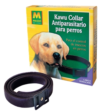 <div>COLLAR ANTIPARASITOS PERROS</div>