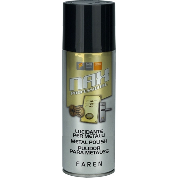 <div>SPRAY ABRILLANTADOR METALES NAX 200ML</div>