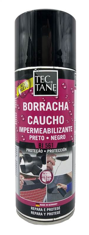 <div>SPRAY CAUCHO IMPERMEABILIZANTE TECTANE 400ML</div>