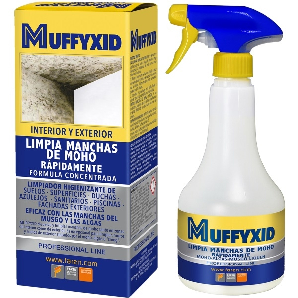 <div>TRATAMIENTO ANTI-MOHO MUFFYXID 500ML PISTOLA</div>