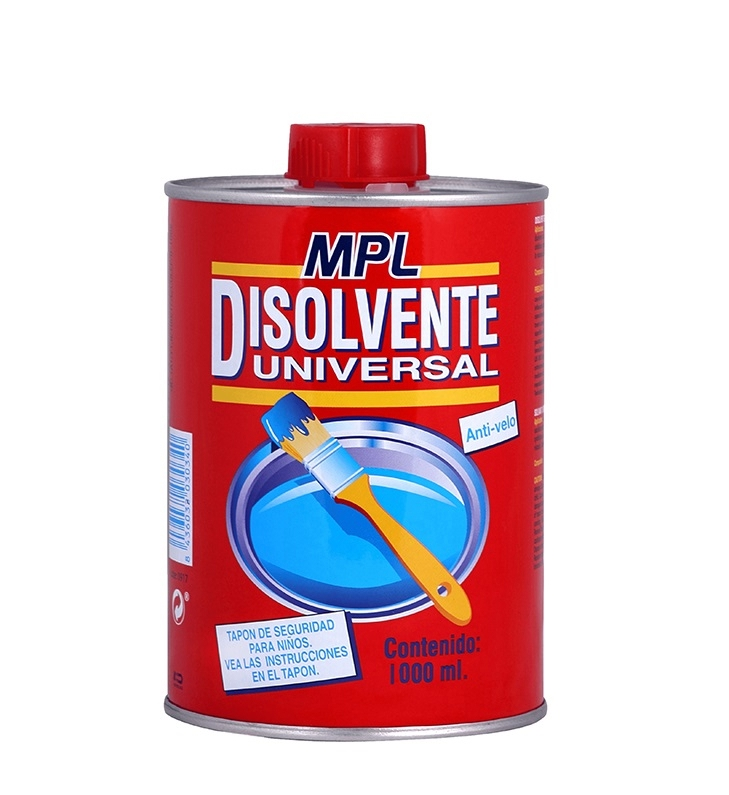 <div>DISOLVENTE UNIVERSAL 1L METAL BAYIC</div>